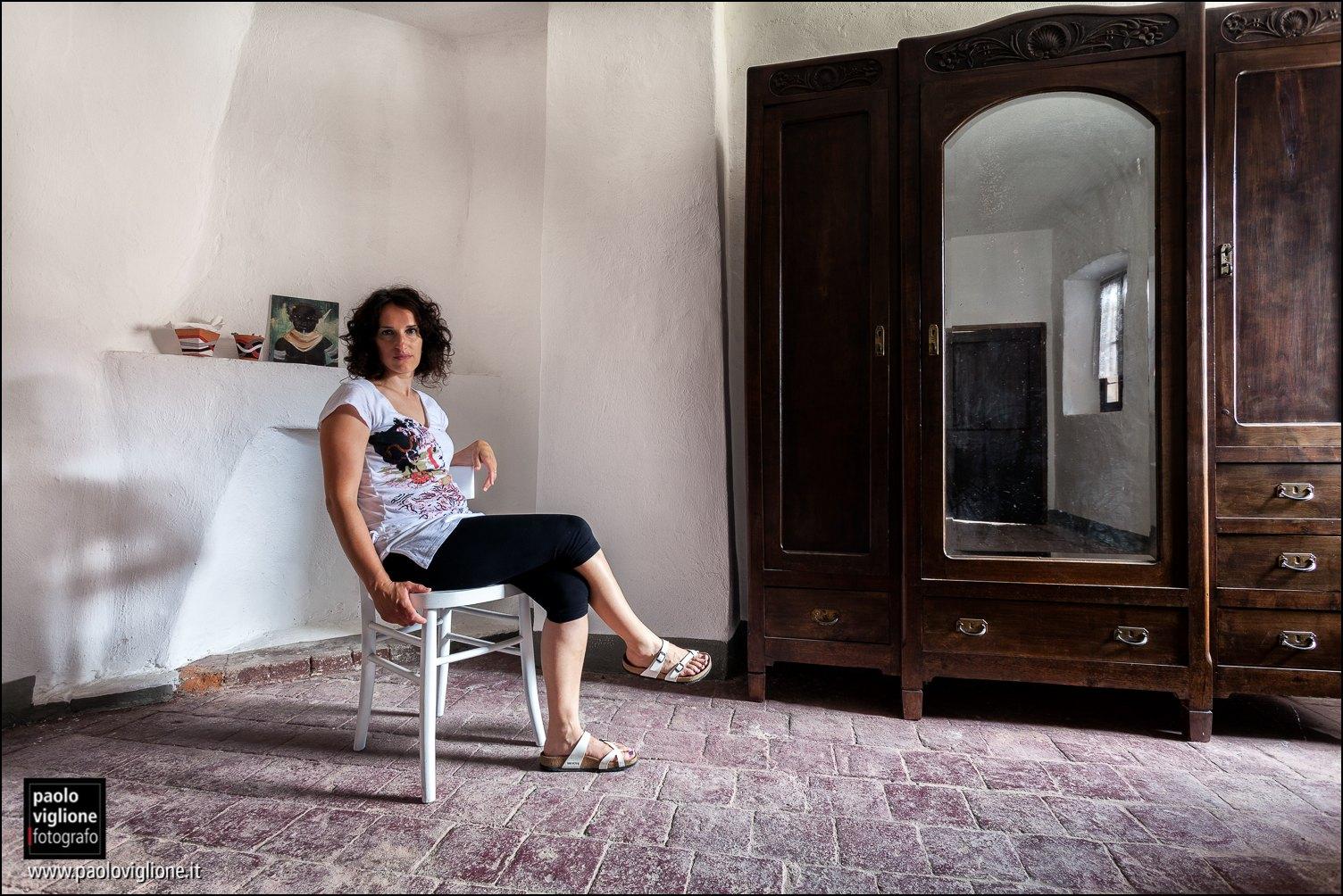 Patrizia Comba, impiegata, Pratavecchia