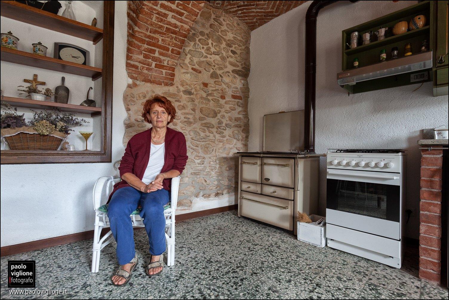 Barbotto Maria Paola, pensionata, Pratavecchia