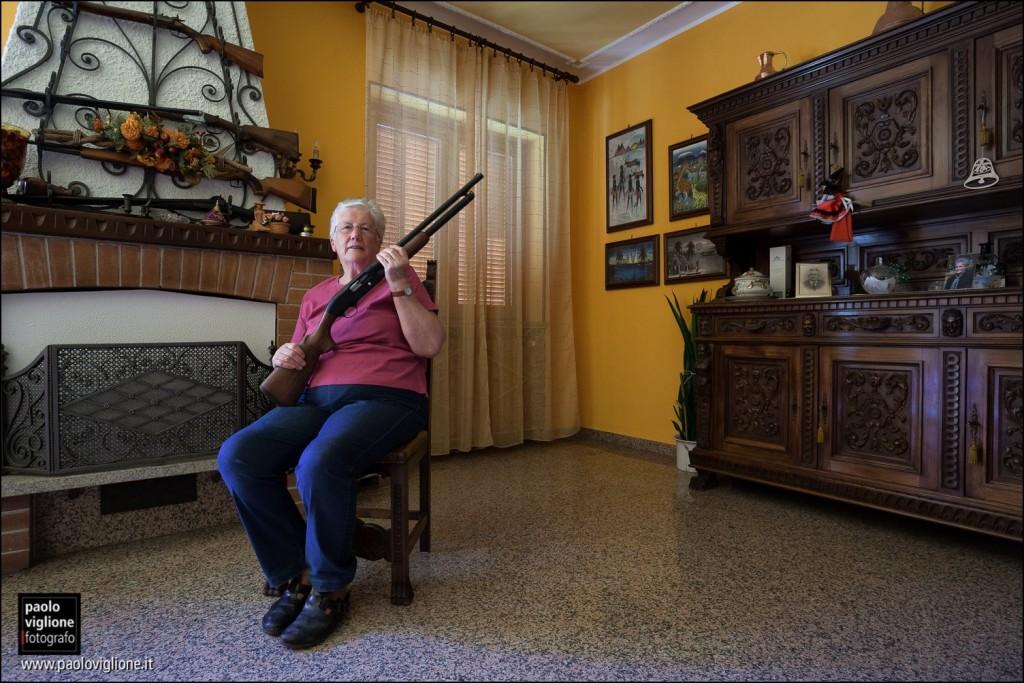 Margherita Acchiardi, Dronero